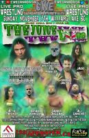 CWE Presents The Juice Is On The Loose Wrestling Tour