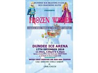 Frozen Wishes - Christmas Ice Show 17th Dec 2016 £12 adults £8 Children