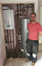 Plumbing or Heating issues? In need of a plumber that's Clean, Fast and reliable?