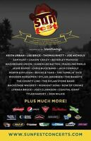Sunfest Camping + Early entry