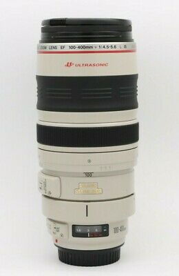Canon 100-400 F4.5-5.6 L IS Used