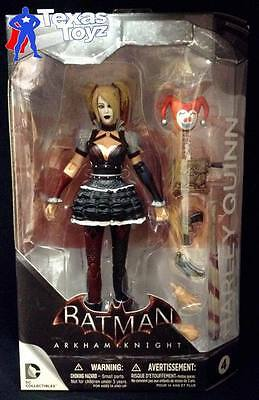 Arkham KNIGHT HARLEY QUINN 7in. Figure Toy in stock DC Collectibles Comics
