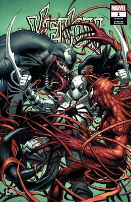 Venom #1 (2018) Arkham Comix exclusive Variant. Limited to 600! See description
