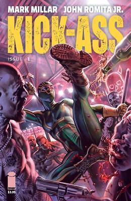 Kick Ass 1 Image 2018 Felipe Massafera Color Variant Ltd 400 Mark Millar