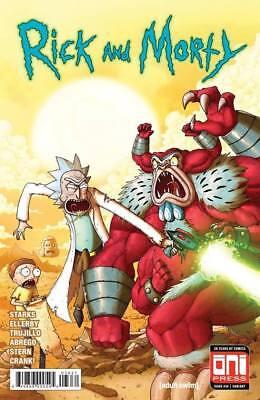 Rick And Morty 36 Mike Vasquez Incredible Hulk 181 Gazorpazorp Variant
