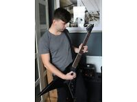 Metal guitar player looking for a drummer to start an original band