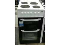g777 white beko 50cm solid ring electric cooker new with manufacturer warranty can be delivered