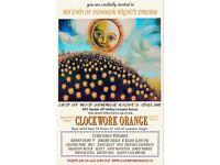 Clockwork Orange Tickets