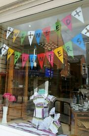Volunteer Retail Assistant - St Cuthbert's Hospice Shop - Sacriston