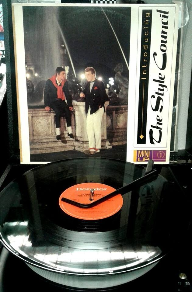 The Style Council – Introducing The Style Council, VG, released on Polydor in 1983, Mods The Jam