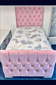 Florida 3ft Single Size Beds Optional