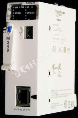 Schneider Electric BMXP341000 Modicon M340 Processor Module Qty