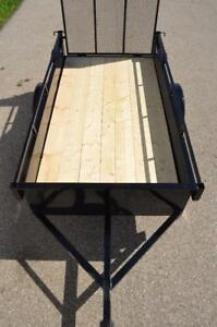 Utility Trailer - New, Steel, 5 Year Warranty, Canadian Made - Best Prices on the Market!