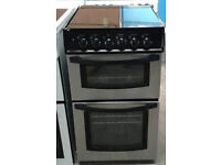 c566 stainless steel tricity bendix 50cm gas cooker come with warranty can be delivered or collected