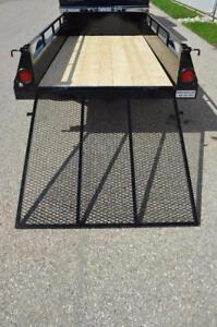 Best Steel Utility Trailer on the Market! Ontario Made! Brand New with 5 Year Structural Warranty!