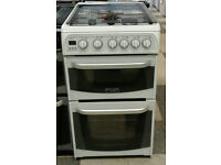 a504 white cannon 50cm lpg cooker comes with warranty can be delivered or collected