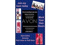 Avon Rep/Sales Leader