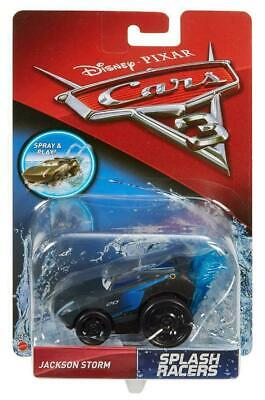 Disney Pixar Cars 3 Splash Racers Jackson Storm