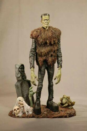 6 Foot Frankenstein Poster 1:6 Scale Resin Model Kit