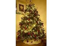 Christmas tree decorating service!