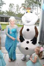 Have Elsa Anna Or Olaf at your kids party Teralba Lake Macquarie Area Preview