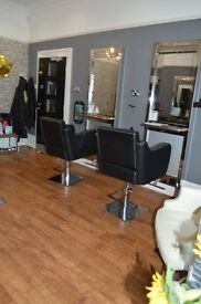 Spacious Hair Salon for Rent in Southport - Short and long term lease options. Free parking