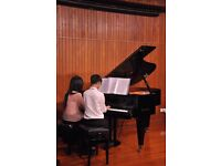 Experienced Piano / Keyboard teacher (Pop & Classical) of all ages