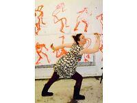 gestural life drawing workshop