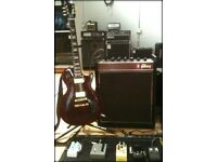 Wanted! Guitars, amps, effects pedals, mics, speakers