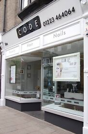Brand new treatment room ideal for Beauty,Nails,lashes room for rent in Cambridge City Center