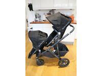 Uppababy Vista - ready for twins!