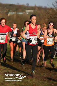 Women's running group and coaching support