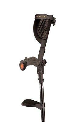 Crutch Grips - Ergobaum Forearm Crutch - Single (1) Unit