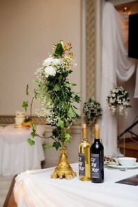 Event Decor - Gold Stand
