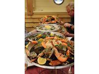 Seafood Shack at the Thomas Tripp