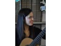 CLASSICAL GUITAR PRIVATE LESSONS FROM BEGINNER TO ADVANCED