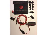 Monster Beats by -Dr Dre URBEATS In Ear Headphones Earphone Black