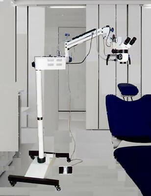Dental 5 Step Magnification Surgical Microscope