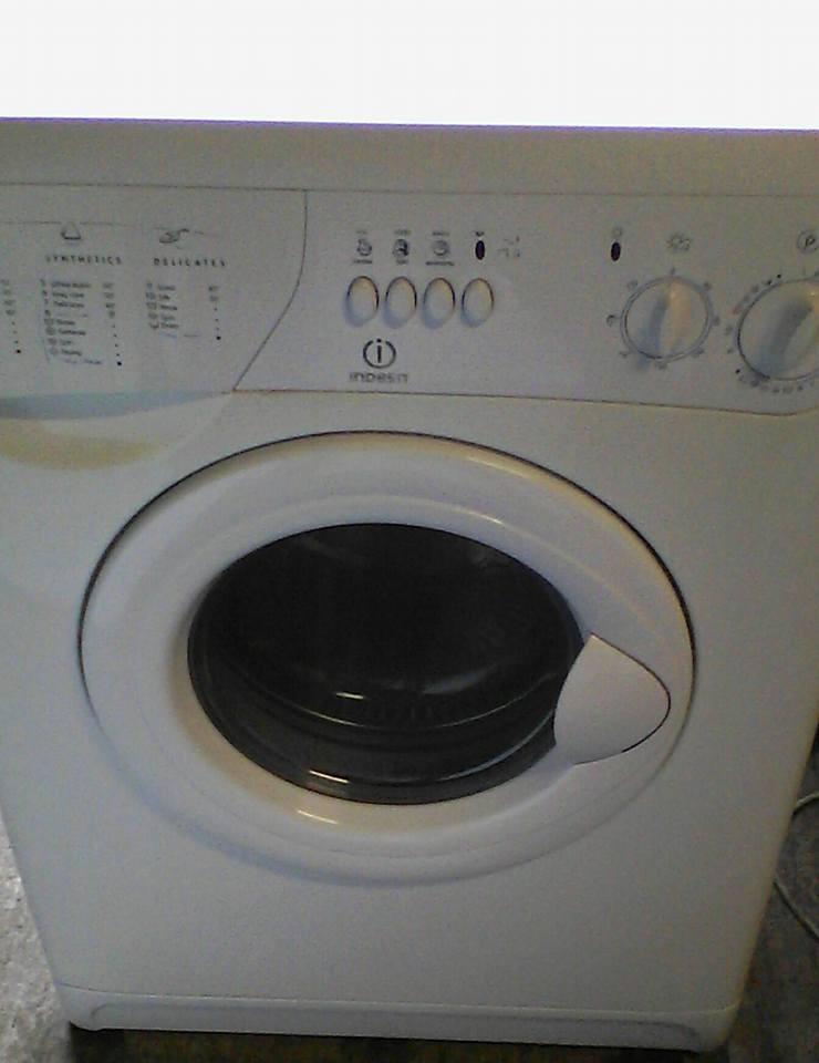 Indesit washing machine 1000 spin Buy, sale and trade ads