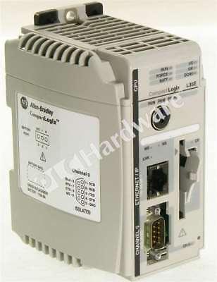 Allen Bradley 1769-l35e A Compactlogix Ethernet Processor 1.5 Mb Fw 19.15 Qty
