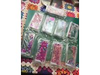 9 Brand new In Packaging I Phone 5C cases good for car boot