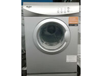 l822 silver bush 6kg vented sensor dryer comes with warranty can be delivered or collected