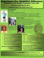 Prince George Health and Wellness Seminar