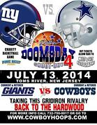 Dallas Cowboys vs New York Giants Tickets