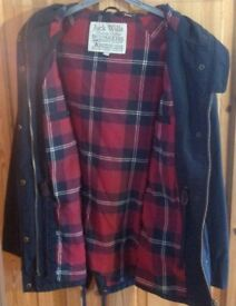 Jack Wills Ladies Hooded jacket. In perfect condition.