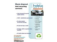 waste collection and clearance services