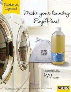 ENJO Laundry Soap ON SALE