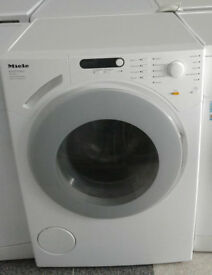 e690 white miele 6kg 1200spin washing machine comes with warranty can be delivered or collected