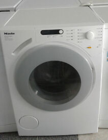 g690 white miele 6kg 1200spin washing machine comes with warranty can be delivered or collected