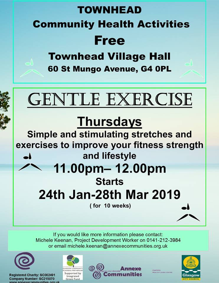 TAI CHI QIGONG FOR HEALTH & WELLBEING | in East End, Glasgow